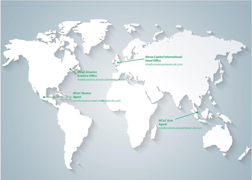 Mewa Capital  Company MCC International Business Accelerated